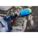 TWISSTAR Felgenbürste für Akkuschrauber