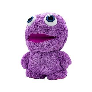 Liquid Elements Purple Monster Plüschtier