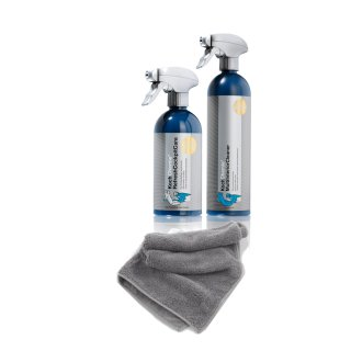 SET Koch Chemie Multi Interior Cleaner 750ml + Refresh Cockpit Care 500ml + Microfasertuch