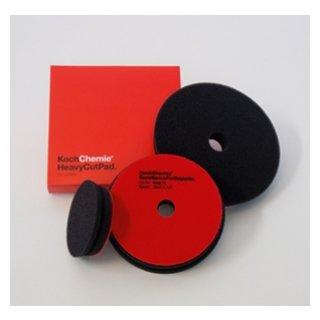 Koch Chemie Heavy Cut Foam Pad rot Ø 126mm