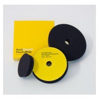 Koch Chemie Fine Cut Foam Pad gelb Ø 126mm